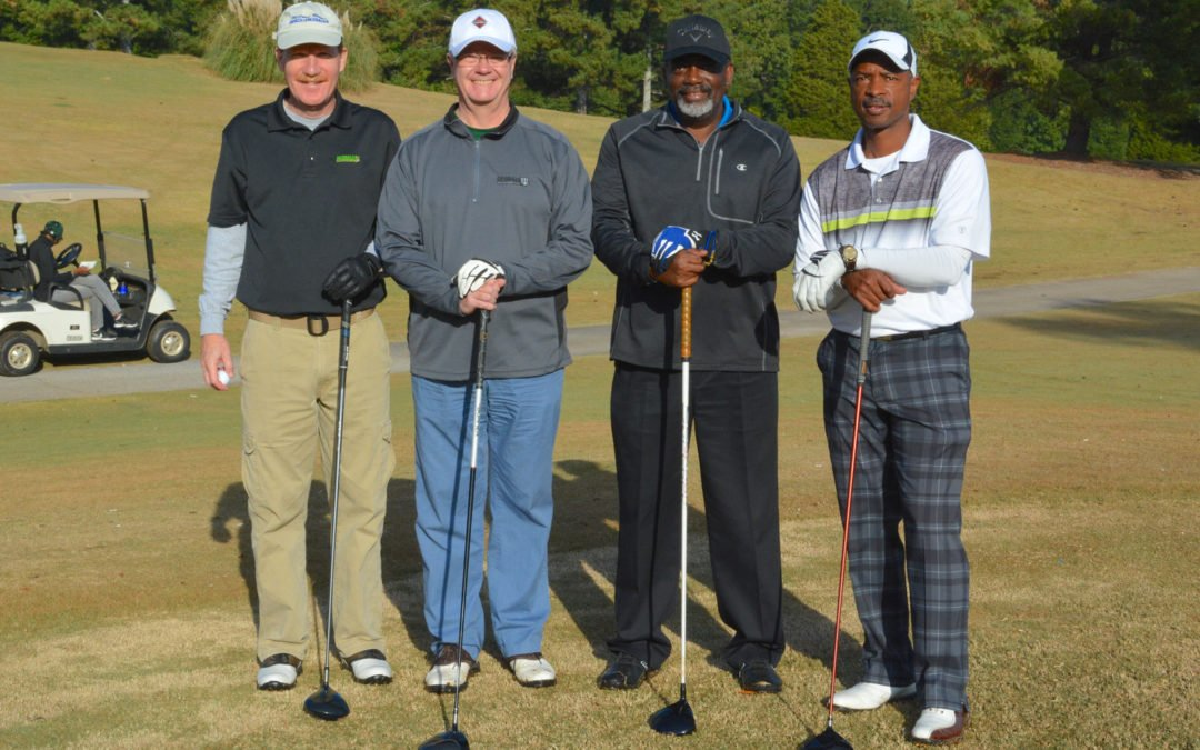 "The 2016 Legacy Golf Tournament was a ""GRAND"" success!!!!"