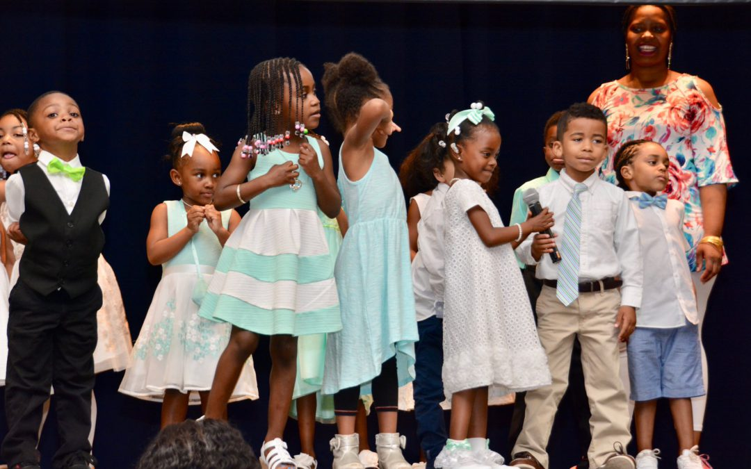 Premier Academy Celebrates 106 Scholars Preparedness for Kindergarten