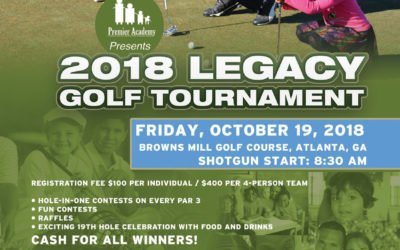 2018 Legacy Golf Tournament Registration